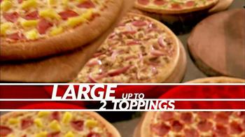 Pizza Hut TV Spot, 'Hut Lovers Deal' - Thumbnail 9