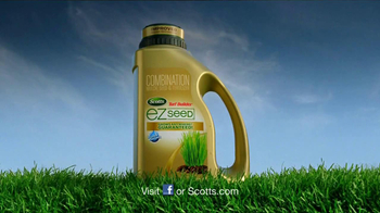 Scotts EZ Seed TV Spot, 'Lawn Patch' - Thumbnail 10