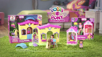 Dora Pony Adeventures TV Spot - Thumbnail 10