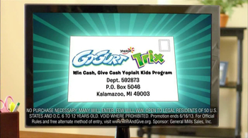 GoGurt TV Spot, 'Win and Give Contest' - Thumbnail 7
