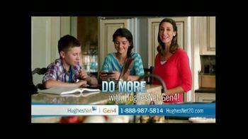 HughesNet Gen4 TV Spot