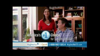 HughesNet Gen4 TV Spot - Thumbnail 3