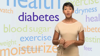 Gold Bond Ultimate Diabetics TV Spot - Thumbnail 1