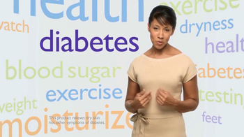 Gold Bond Ultimate Diabetics TV Spot - Thumbnail 2