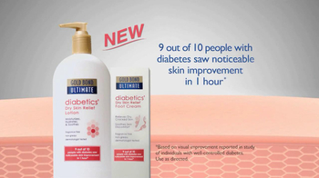 Gold Bond Ultimate Diabetics TV Spot - Thumbnail 6