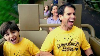 Disney World TV Spot, 'Rodriguez Family Vacation'