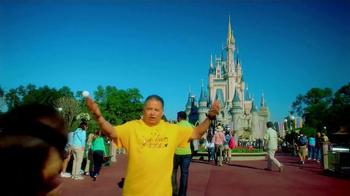 Disney World TV Spot, 'Rodriguez Family Vacation' - Thumbnail 7