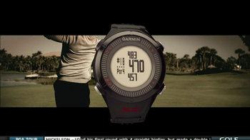 Garmin Approach S2 TV Spot