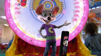 Chuck E. Cheese's Say Cheese App TV Spot - Thumbnail 2