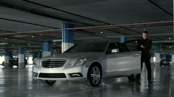 Mercedes-Benz Certified Pre-Owned Sales Event TV Spot, 'Parking'