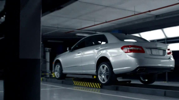 Mercedes-Benz Certified Pre-Owned Sales Event TV Spot, 'Parking' - Thumbnail 4