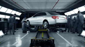 Mercedes-Benz Certified Pre-Owned Sales Event TV Spot, 'Parking' - Thumbnail 5