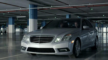 Mercedes-Benz Certified Pre-Owned Sales Event TV Spot, 'Parking' - Thumbnail 9