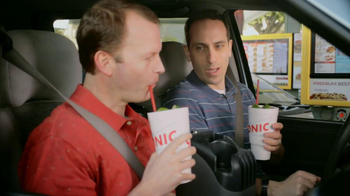 Sonic Drive-In Happy Hour TV Spot, 'Tax Day Relief' - Thumbnail 5