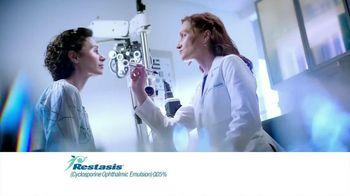 Restasis TV Spot, 'Doctor's Visit' - Thumbnail 4