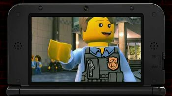 LEGO City Undercover: The Chase Begins TV Spot