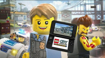 LEGO City Undercover: The Chase Begins TV Spot - Thumbnail 2