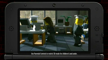 LEGO City Undercover: The Chase Begins TV Spot - Thumbnail 3
