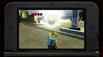 LEGO City Undercover: The Chase Begins TV Spot - Thumbnail 4