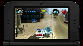 LEGO City Undercover: The Chase Begins TV Spot - Thumbnail 6