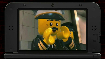 LEGO City Undercover: The Chase Begins TV Spot - Thumbnail 8