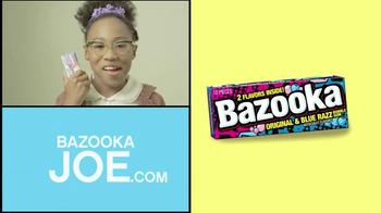 Bazooka Joe TV Spot, 'Sneezing Sumos' - Thumbnail 8