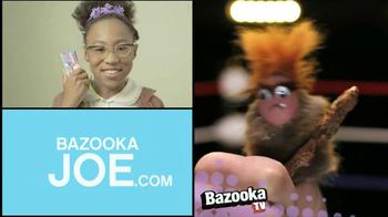 Bazooka Joe TV Spot, 'Sneezing Sumos' - Thumbnail 7