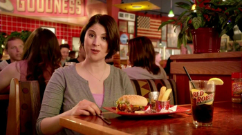 Red Robin Bottomless Steak Fries TV Spot, \'Booyah\'