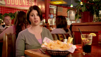 Red Robin Bottomless Steak Fries TV Spot, 'Booyah' - Thumbnail 6