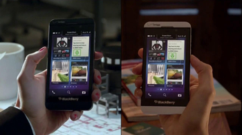 Verizon Blackberry Z10 TV Spot, 'On Vacation' - Thumbnail 2
