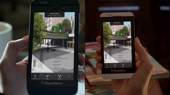 Verizon Blackberry Z10 TV Spot, 'On Vacation' - Thumbnail 3