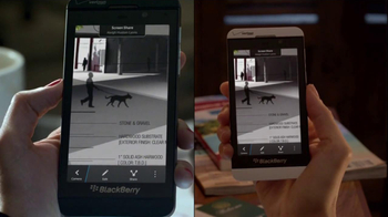 Verizon Blackberry Z10 TV Spot, 'On Vacation' - Thumbnail 4