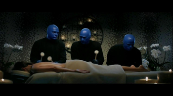 Monte Carlo Hotel and Casino TV Spot Featuring Blue Man Group - 278 commercial airings