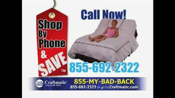 Craftmatic TV Spot, 'Great Deal' - Thumbnail 2