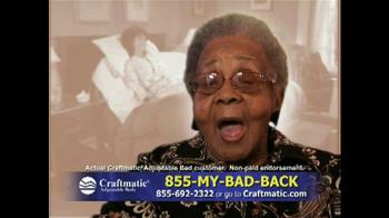 Craftmatic TV Spot, 'Great Deal' - Thumbnail 3
