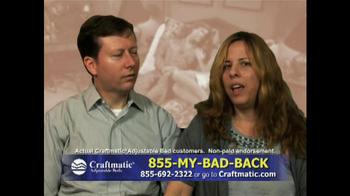 Craftmatic TV Spot, 'Great Deal' - Thumbnail 6
