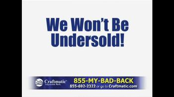 Craftmatic TV Spot, 'Great Deal' - Thumbnail 7