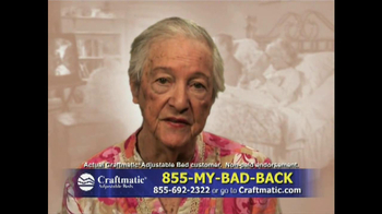 Craftmatic TV Spot, 'Great Deal' - Thumbnail 8