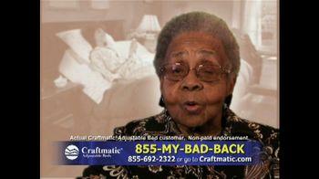 Craftmatic TV Spot, 'Great Deal'