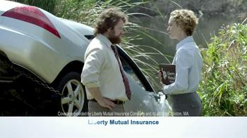 Liberty Mutual Better Car Replacement TV Spot, 'Humans' - Thumbnail 7