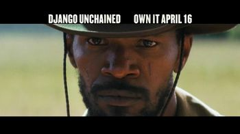 Django Unchained Blu-ray and DVD TV Spot