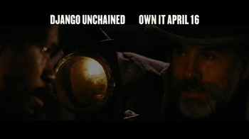 Django Unchained Blu-ray and DVD TV Spot - Thumbnail 2