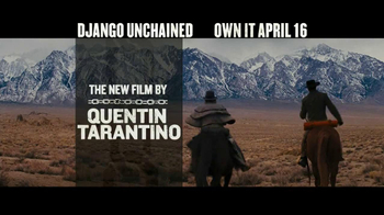Django Unchained Blu-ray and DVD TV Spot - Thumbnail 4