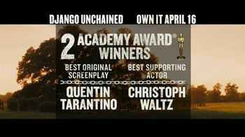 Django Unchained Blu-ray and DVD TV Spot - Thumbnail 6