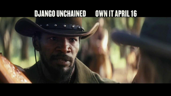 Django Unchained Blu-ray and DVD TV Spot - Thumbnail 8
