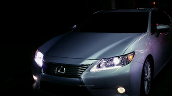 Lexus ES 350 TV Spot, 'Lights' - Thumbnail 3