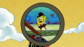 Pirate's Booty TV Spot, 'SpongeBob SquarePants' - Thumbnail 4