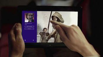 Windows 8 TV Spot, 'The Walking Dead'
