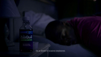 Vicks ZzzQuil TV Spot, 'Sleep' - Thumbnail 1