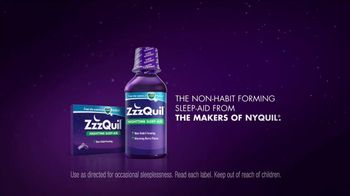 Vicks ZzzQuil TV Spot, 'Sleep' - Thumbnail 10